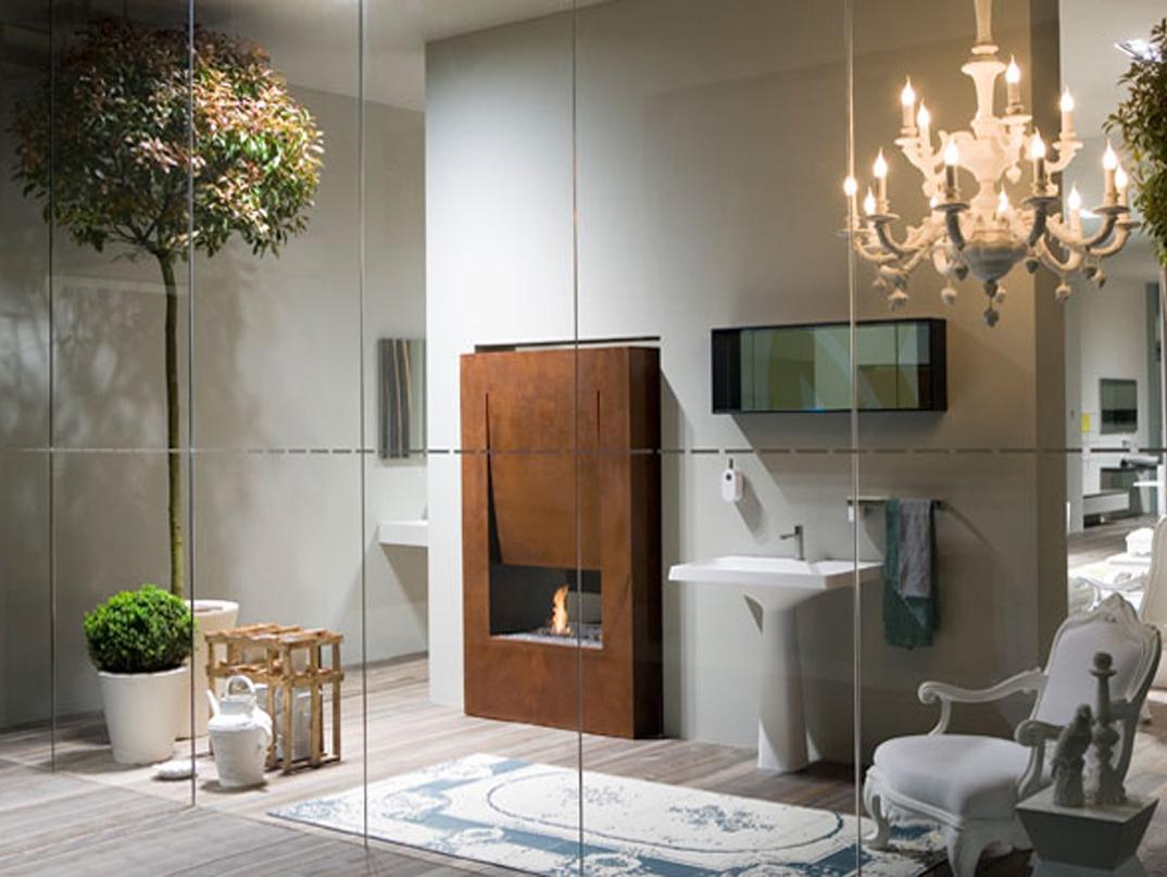 Зеркальные панели на самоклеющейся основе для стен