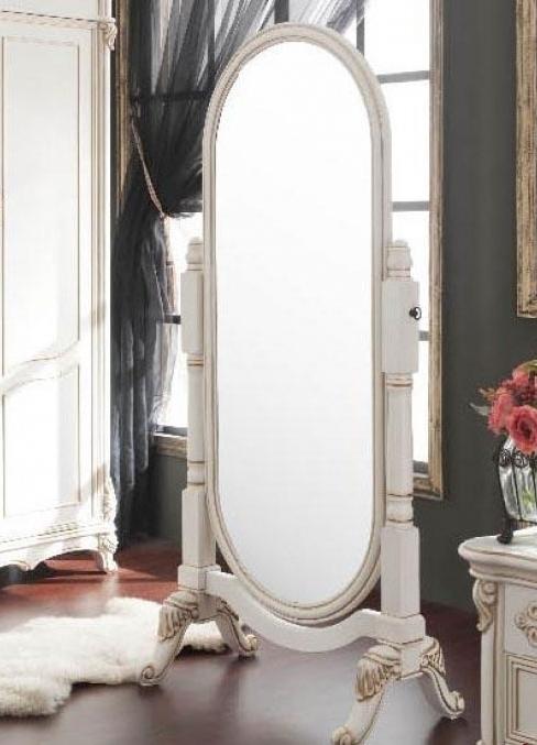 Сделать зеркало напольным своими руками