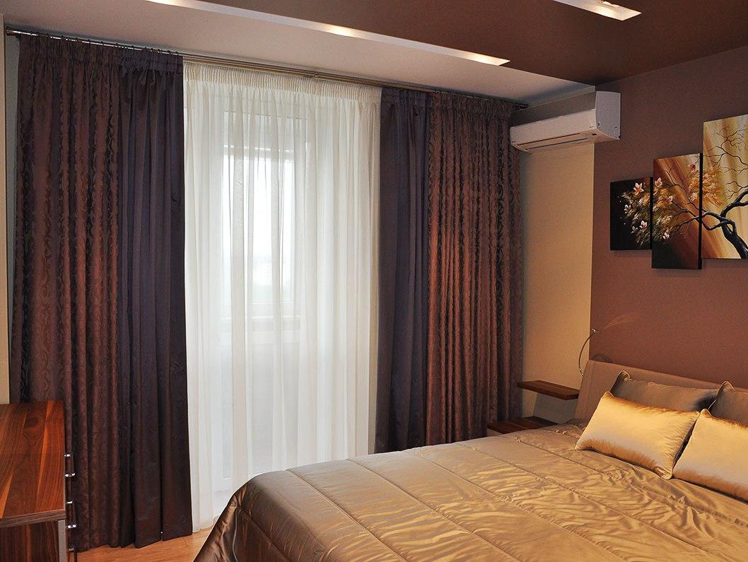 Портьеры шторы дизайн спален