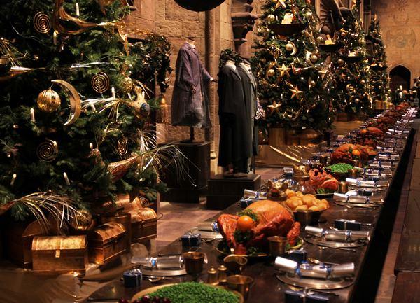 Гарри поттер новый год в таганском парке