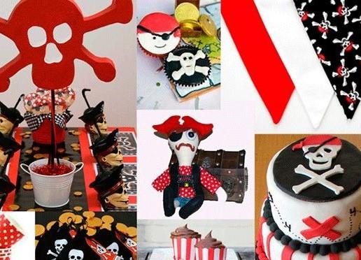 Пиратский праздник своими руками