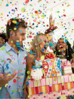 В каком стиле можно сделать день рождения?