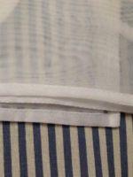 Как подшить тюль в домашних условиях?