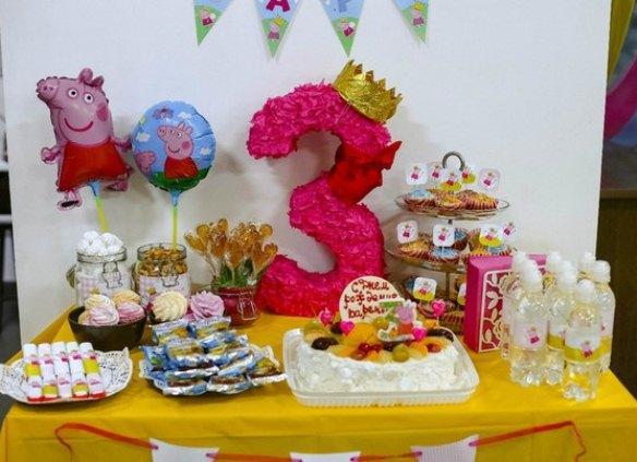 Как сделать дома детский день рожденье