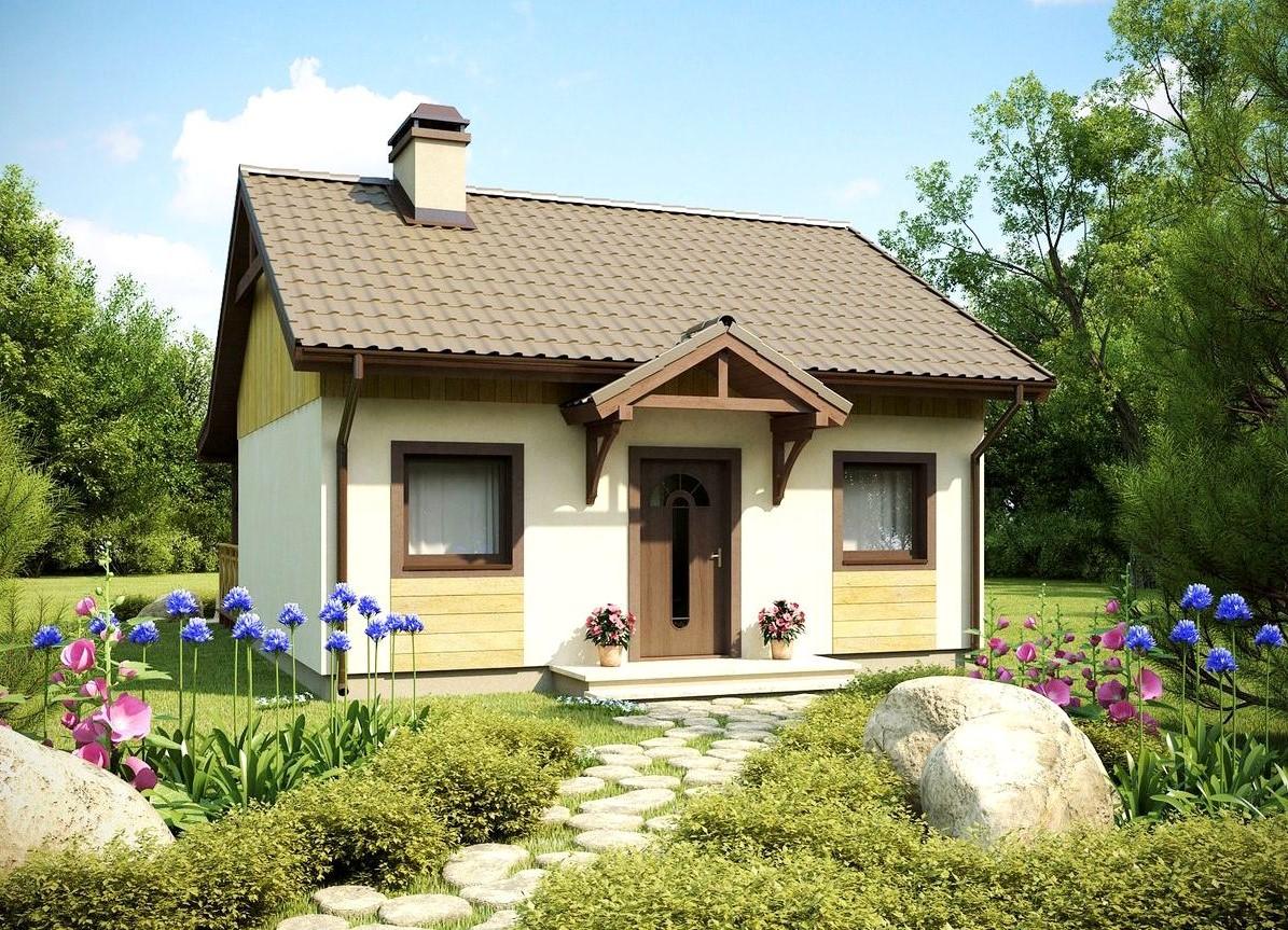Дачный домик своими руками из пеноблоков эконом класса