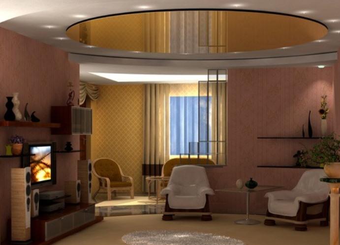 Дизайн интерьера гостиной с балконом, фото - интернет-журнал.