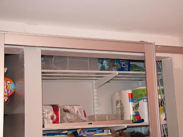 Шкафы-купе из гипсокартона своими руками фото