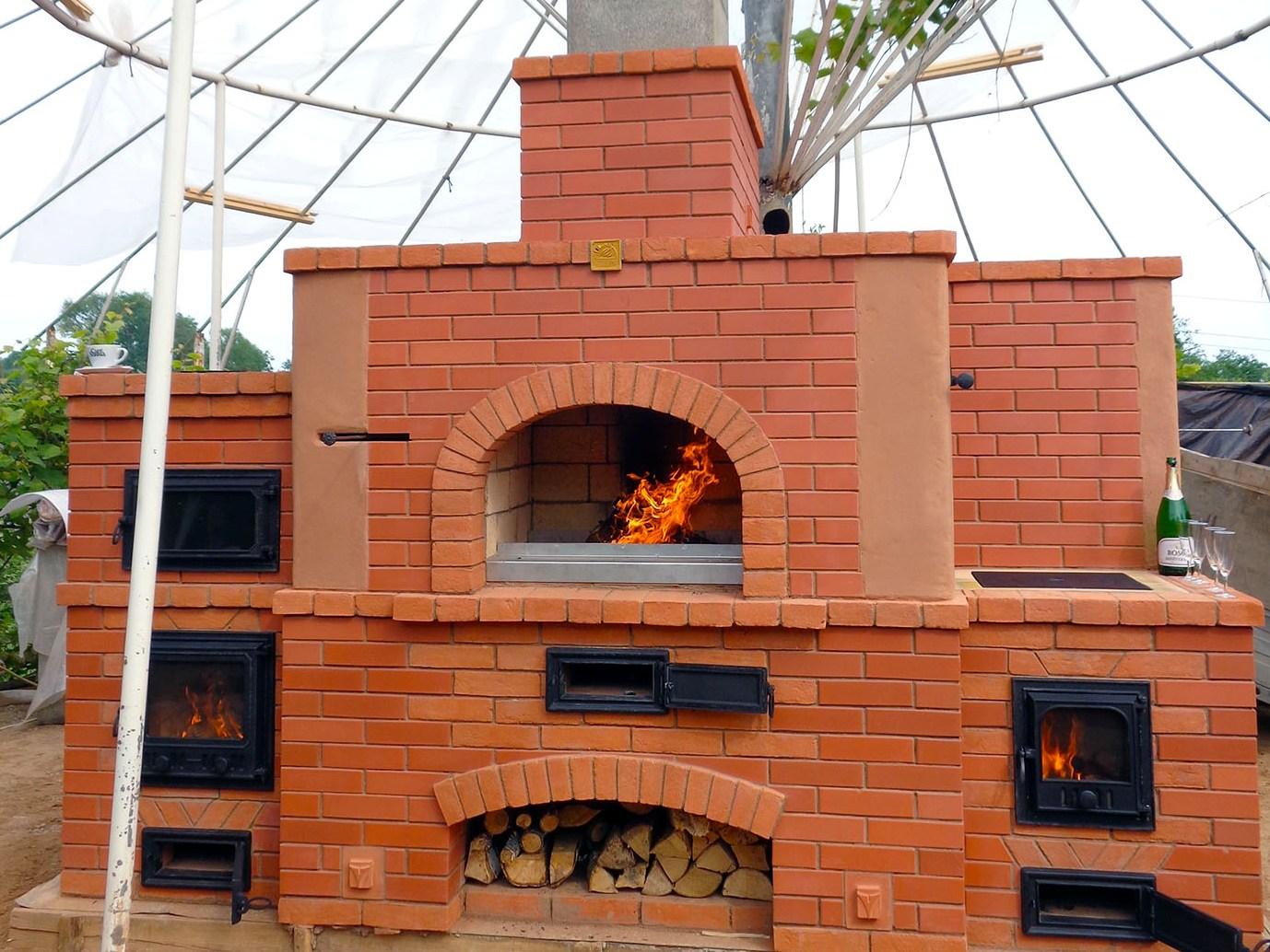 Русская печь с подтопком - Отопление и утепление своими руками 8