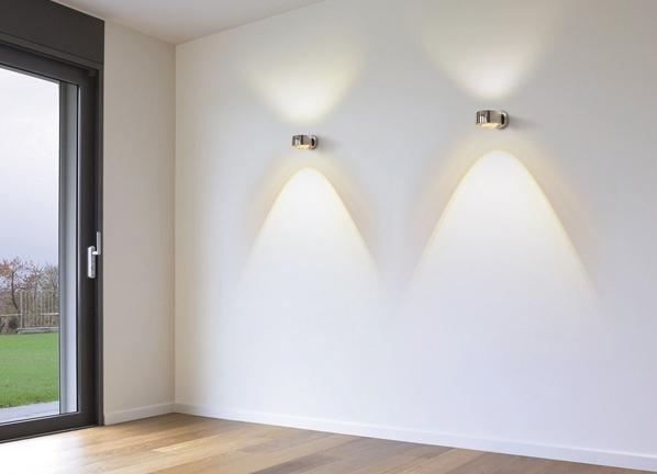 Настенные светодиодные светильники