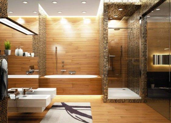 Badezimmer Boden