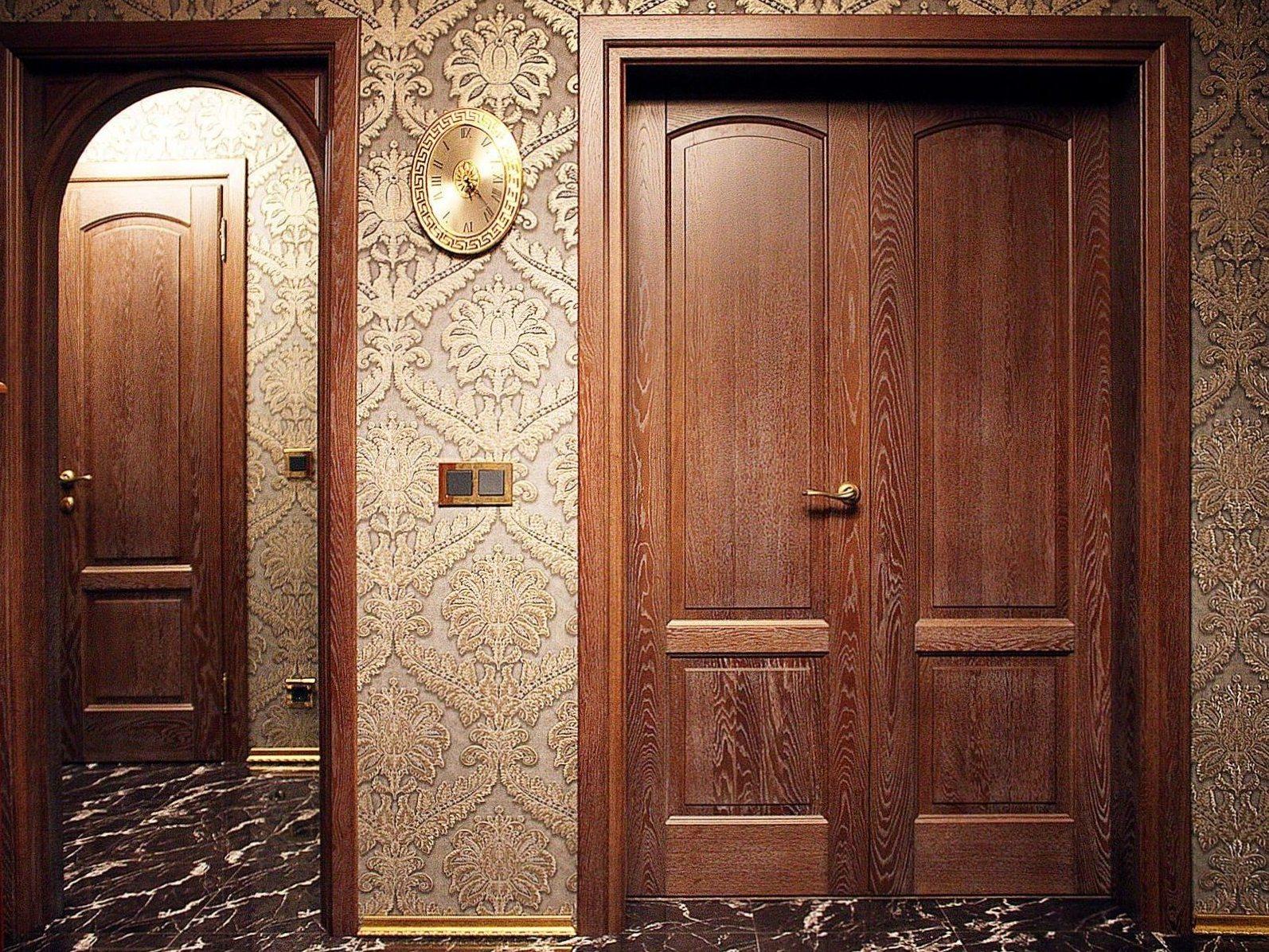 Реставрация дверей в квартире своими руками