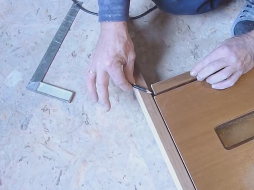 Как заменить межкомнатную дверь своими руками пошаговая инструкция 77