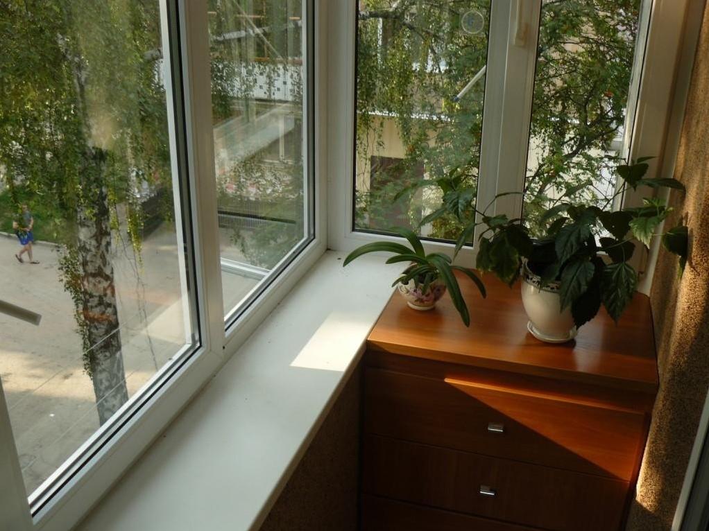 Дизайн маленького балкона - самое интересное в блогах.