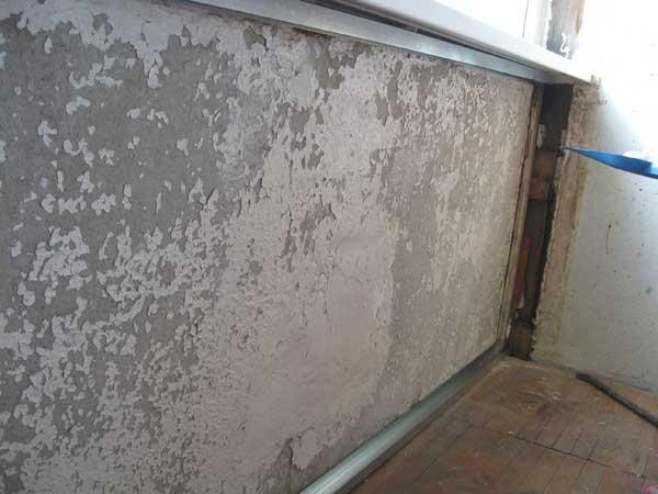 Как самостоятельно утеплить балкон изнутри и снаружи: инстру.