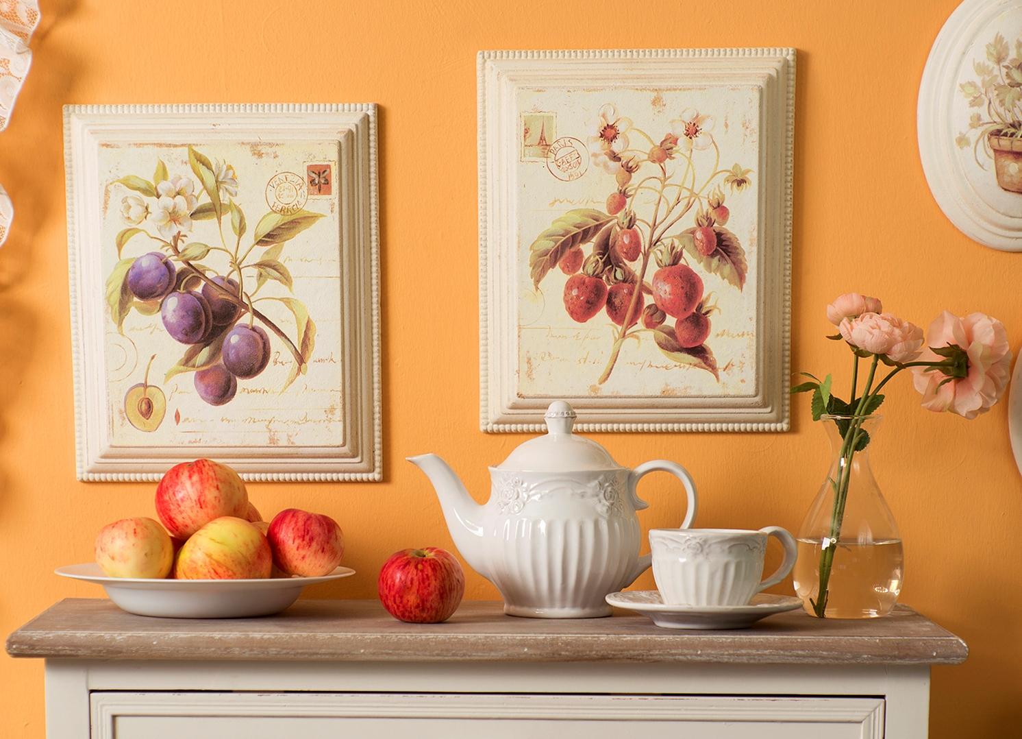 Картина на кухню своими руками
