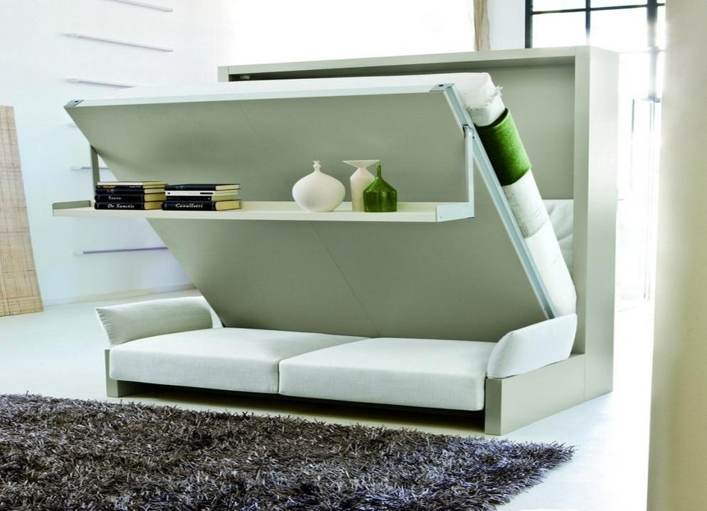 Подъемный диван