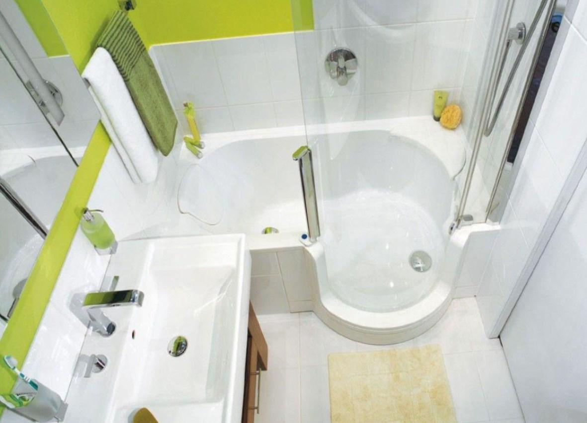 Дизайн ванной с кабиной в хрущевке