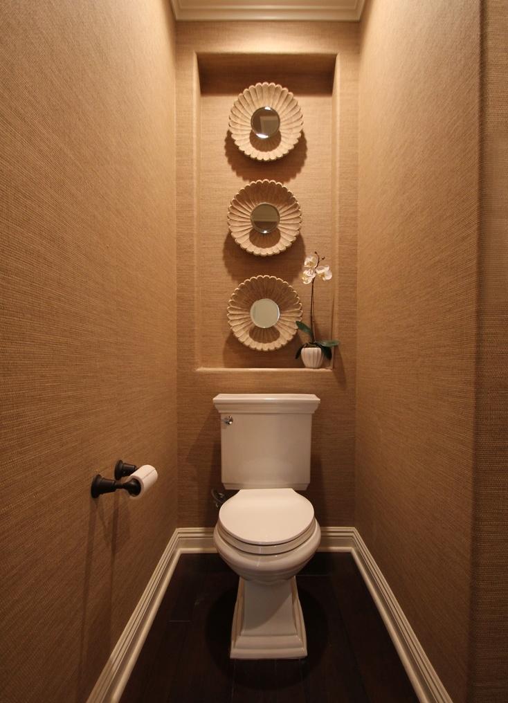 Декор туалетов своими руками