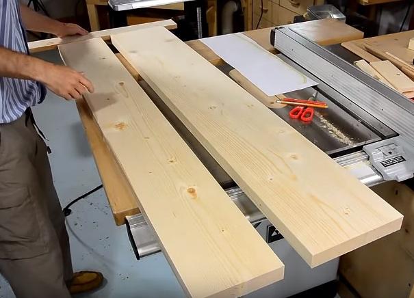 Изготовление кроватей дерева своими руками