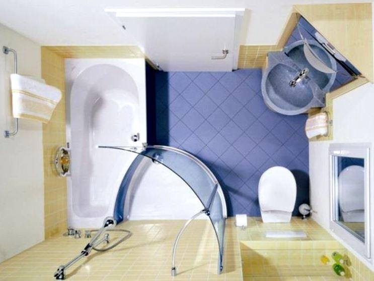 Ванная комната как сделать