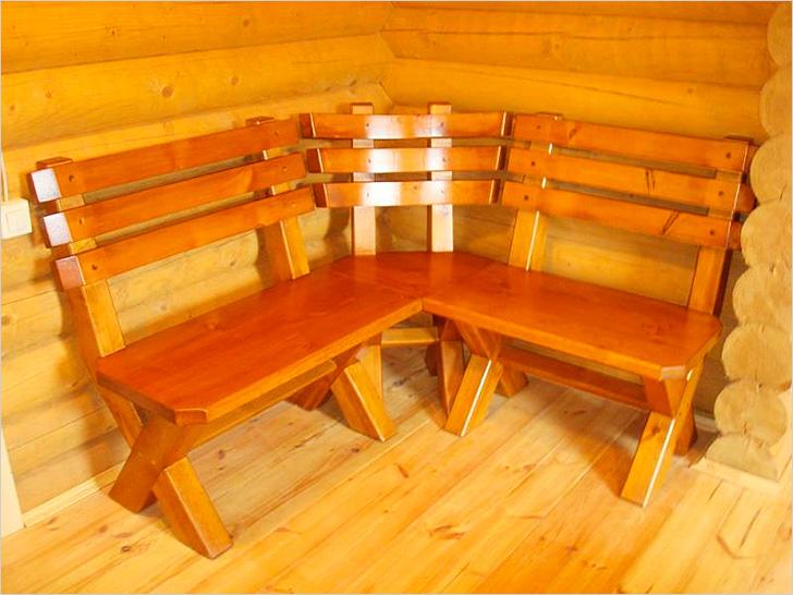 Деревянные лавочки и скамейки своими руками фото 383