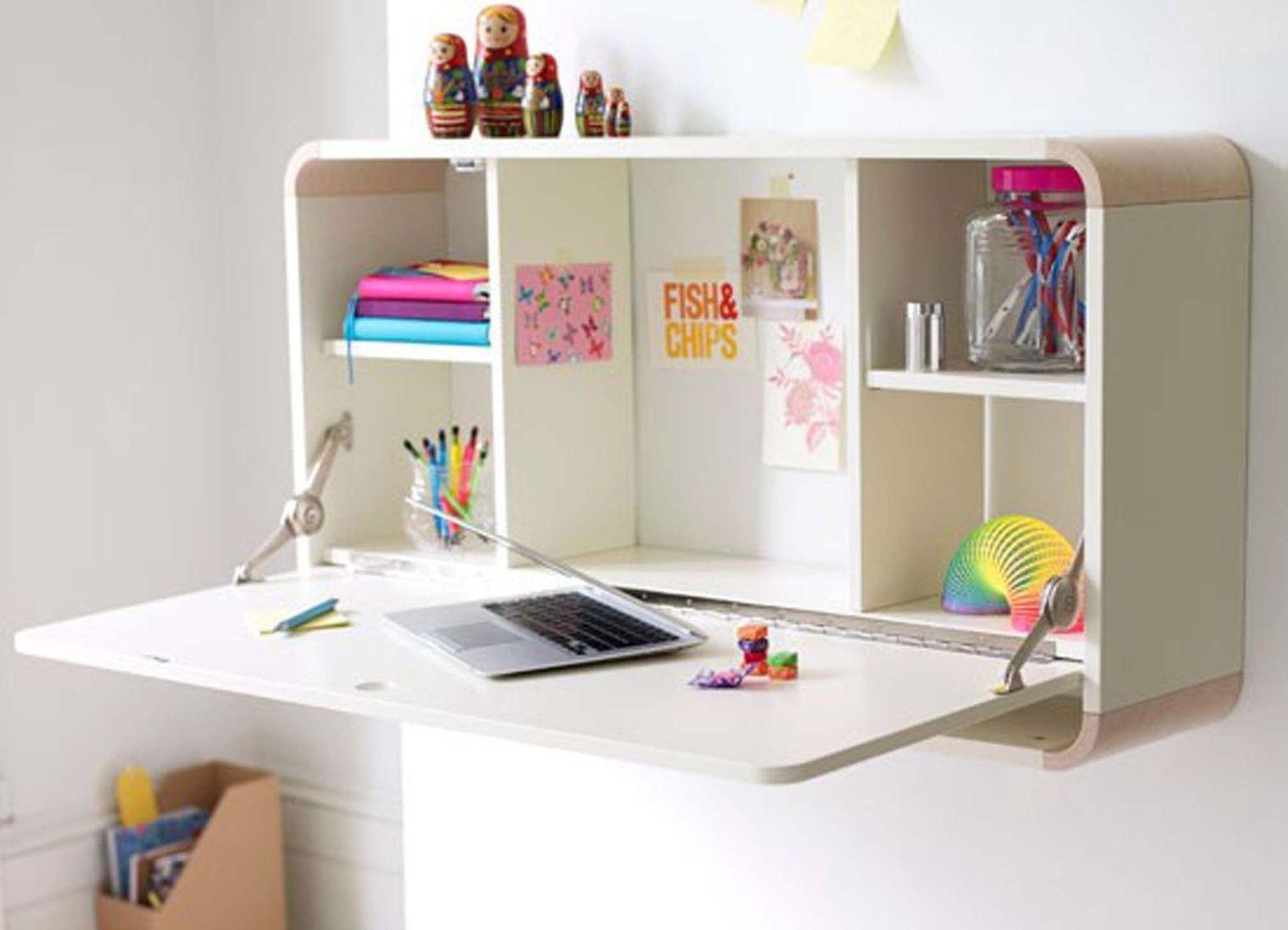 Складной письменный стол для школьника своими руками