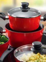 Как выбрать кастрюлю для газовой, электрической или индукционной плиты?