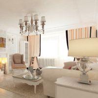 Гостиная в стиле современная классика - как лучше оформить современный зал?