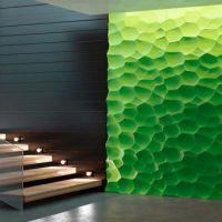 Декоративная отделка стен - самые лучшие идеи и варианты дизайна