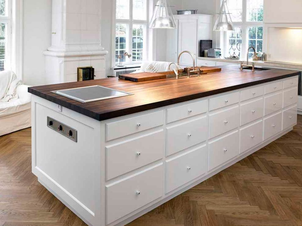 for 7 foot kitchen island