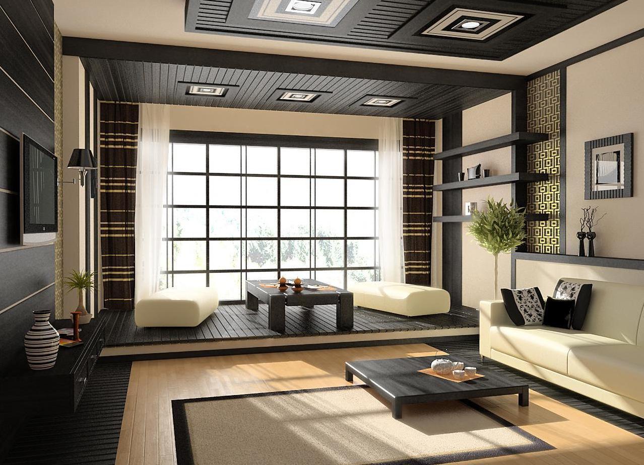 Дизайн в китайском стиле квартир