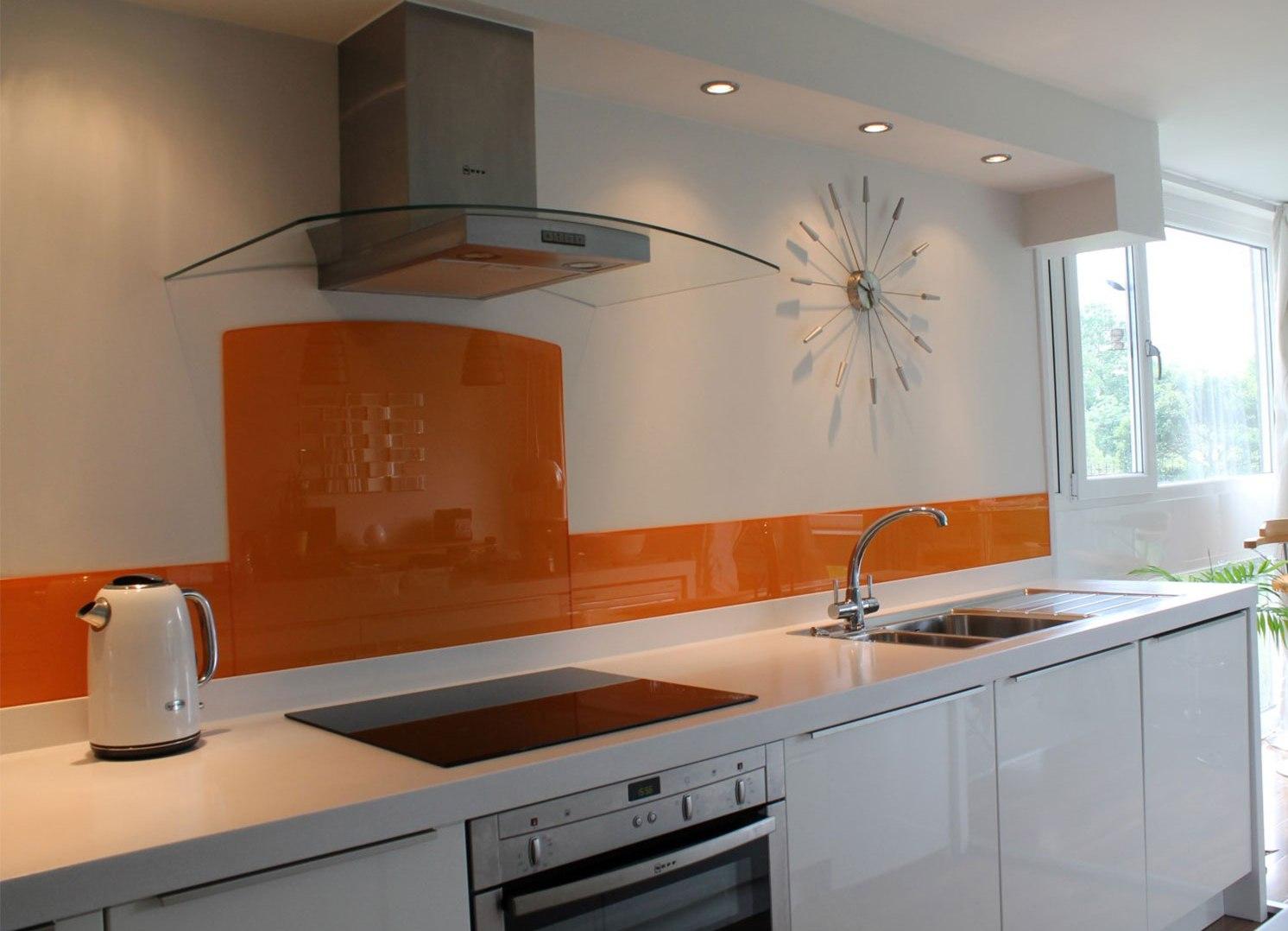 Дизайн кухонной панели