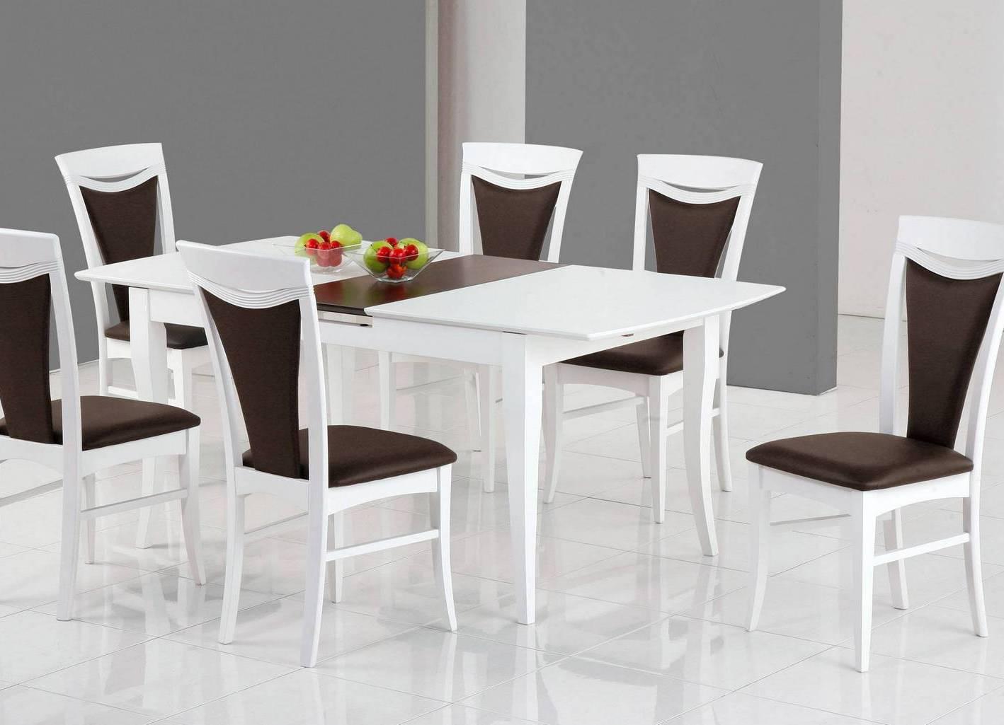 Как выбрать оригинальный стол и стулья на кухню: 33 фото.
