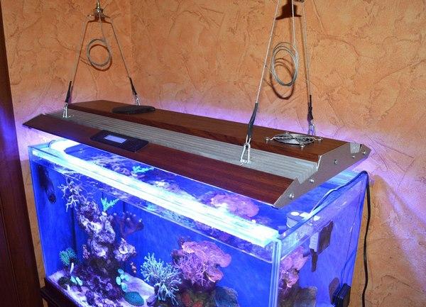 Изделия для аквариума своими руками