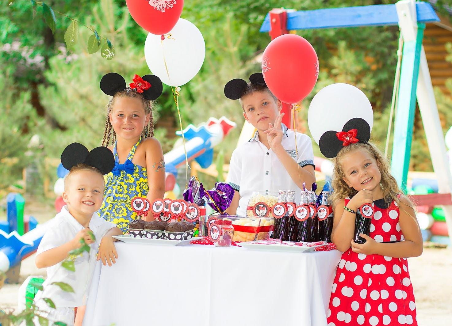 Конкурсы на 10 летие день рождения