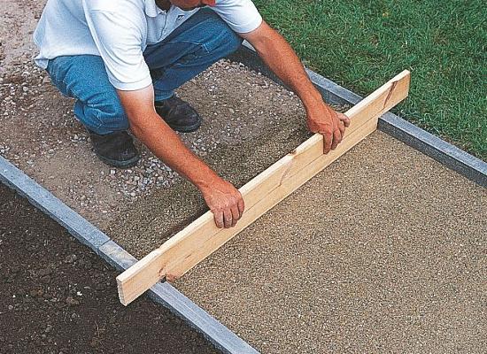 Фото укладка тротуарной плитки своими руками пошаговая инструкция