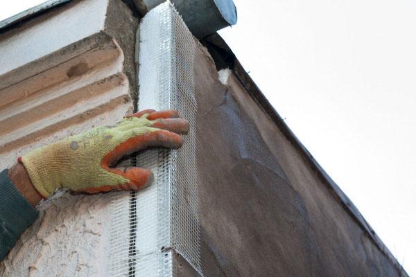 Утепляем дом пенопластом своими руками