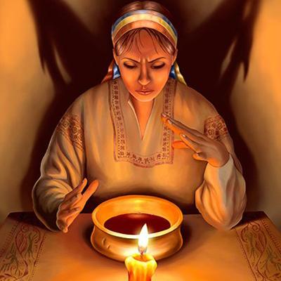Наказать обидчика с помощью свечей