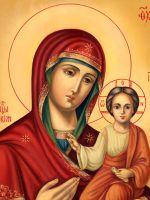 К чему снится икона Божьей Матери?