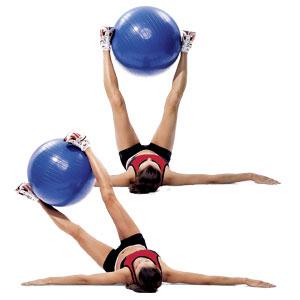 Упражнения для похудения ног с резинкой
