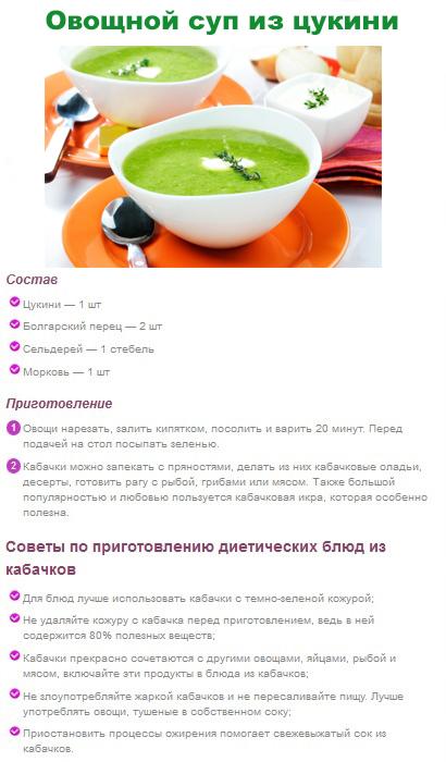 Диетические супы пюре для похудения рецепты в домашних условиях