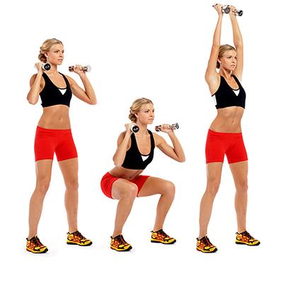упражнения для ягодиц в тренажерном зале1