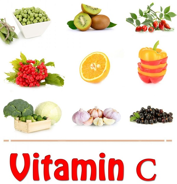 В каких фруктах витамин с