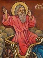 Пророк Илья в христианстве