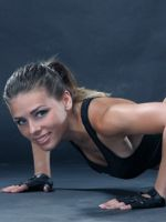 Упражнения для рук в зале