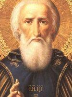 В чем помогает икона Сергия Радонежского?