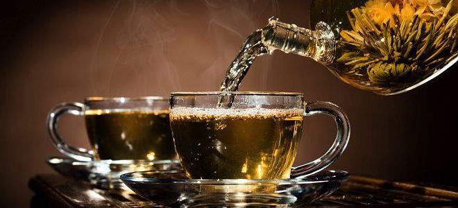 польза черного чая для организма