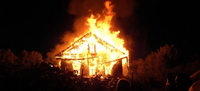 К чему снится пожар чужого и собственного дома?