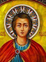 Святой Пантелеймон - молитва святому Пантелеймону об исцелении