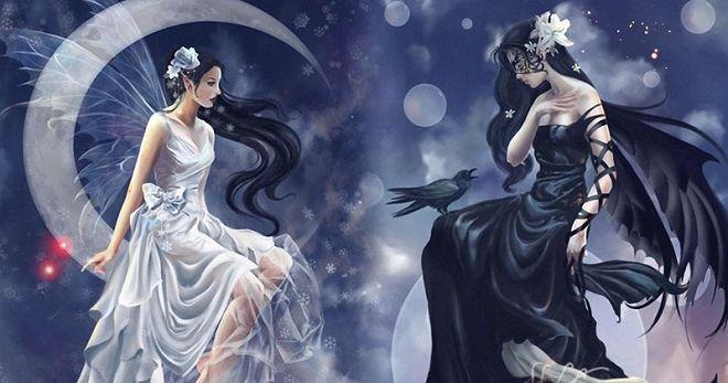 Богиня Луны в разных мифологиях